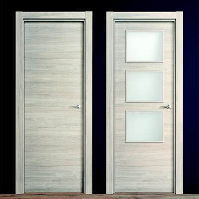 Modelos de puertas de madera