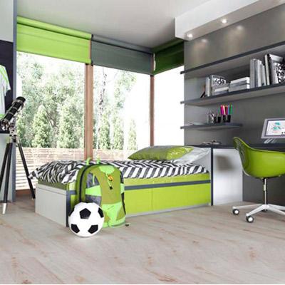 Suelos de madera para habitaciones infantiles