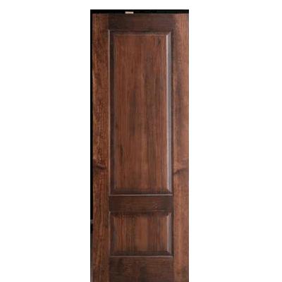 Puertas de estilo rústico
