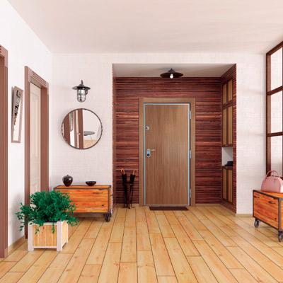 Suelos y puertas de madera en Gipuzkoa