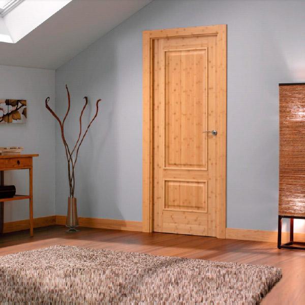Puerta modelo 212MPL - Bambú
