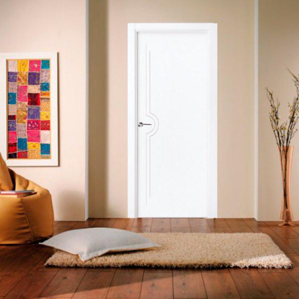 Puerta modelo 21300 - Lacada