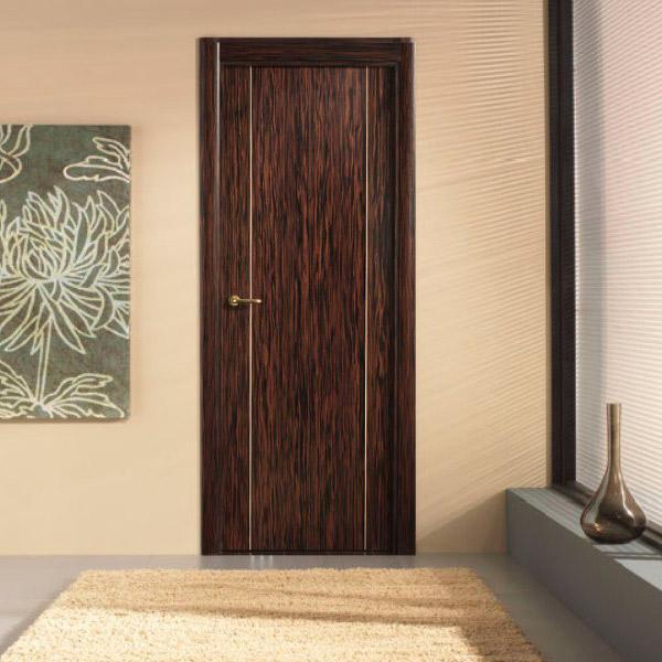 Puerta modelo 7200 - Ébano