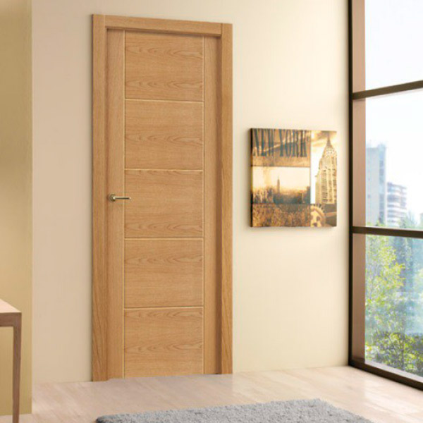 Puerta modelo 8400 - Roble