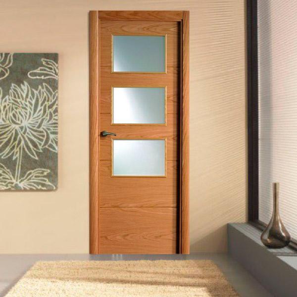 Puerta modelo 8513 - Cerezo
