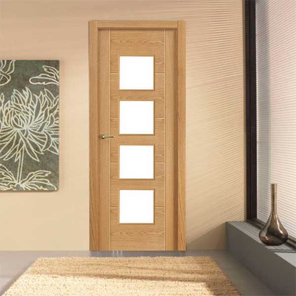Puerta modelo 8454 - Roble
